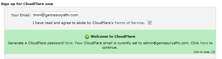 sgcloudflare