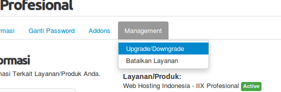 upgradedowngrade